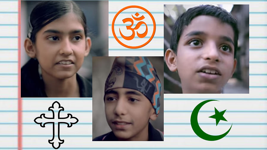 Video: What These Kids Said About Religion Will Put you to Shame
