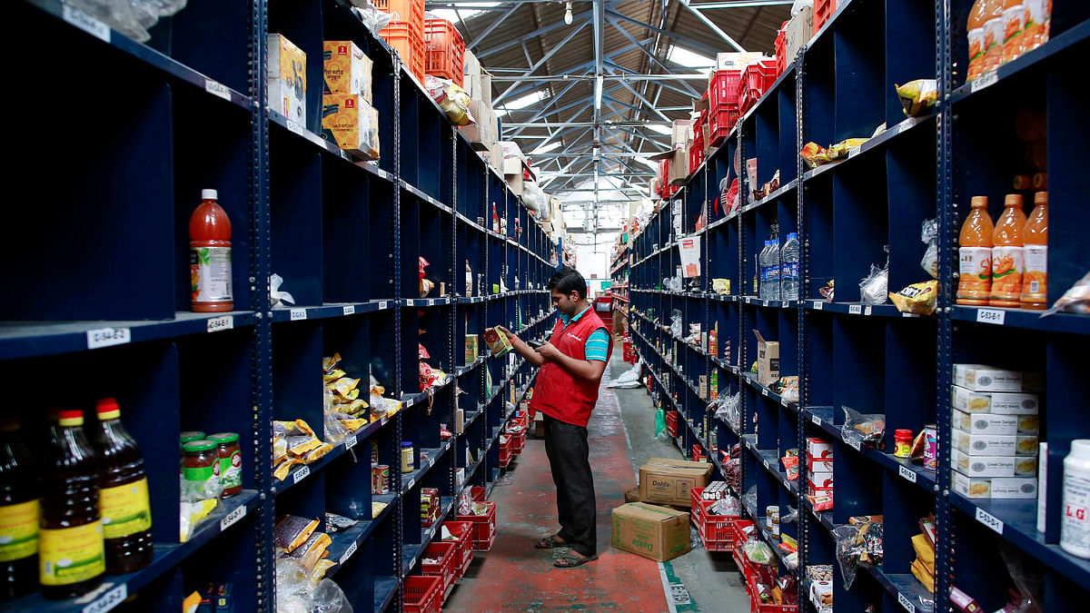 Online Grocers  Say Authorities Forced Them To Stop Deliveries