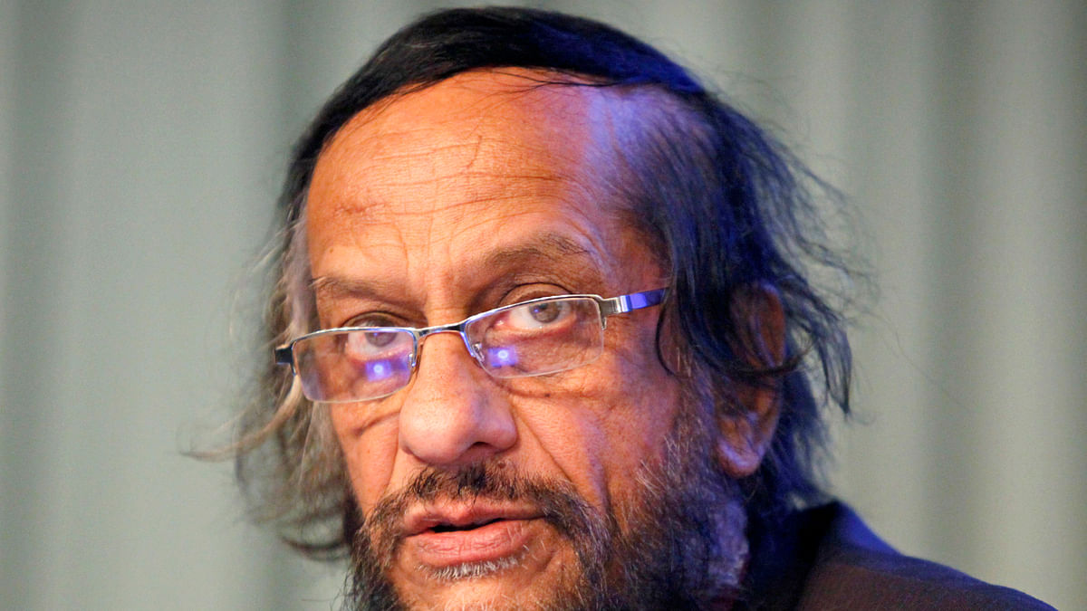 TERI Director General RK Pachauri against whom a sexual harassment case has been filed. (Photo: Reuters)