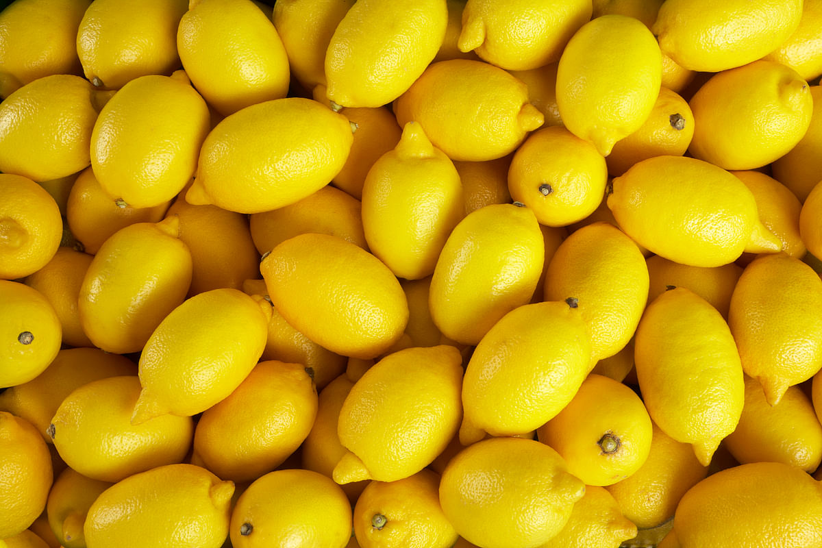 Lemons are the best source of Vitamin C. (Photo: iStock)