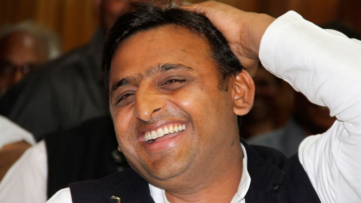 UP Chief Minister Akhilesh Yadav. (Photo: Reuters)