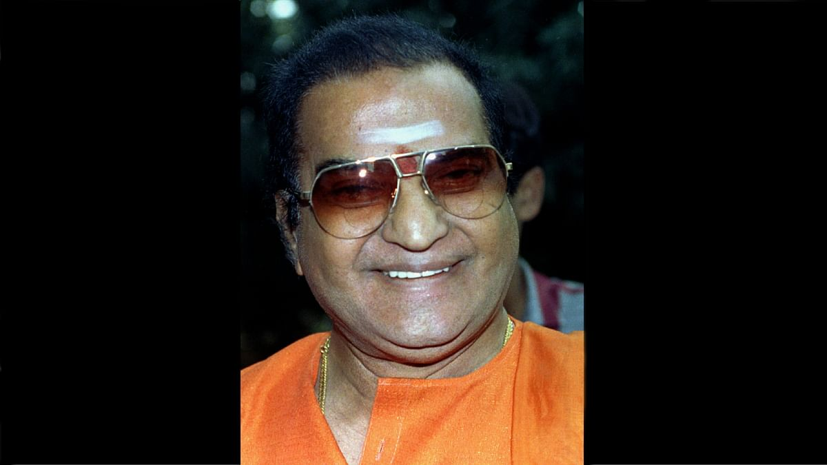 Actor, director, politician – the many shades of Andhra's hero – NT Rama Rao.