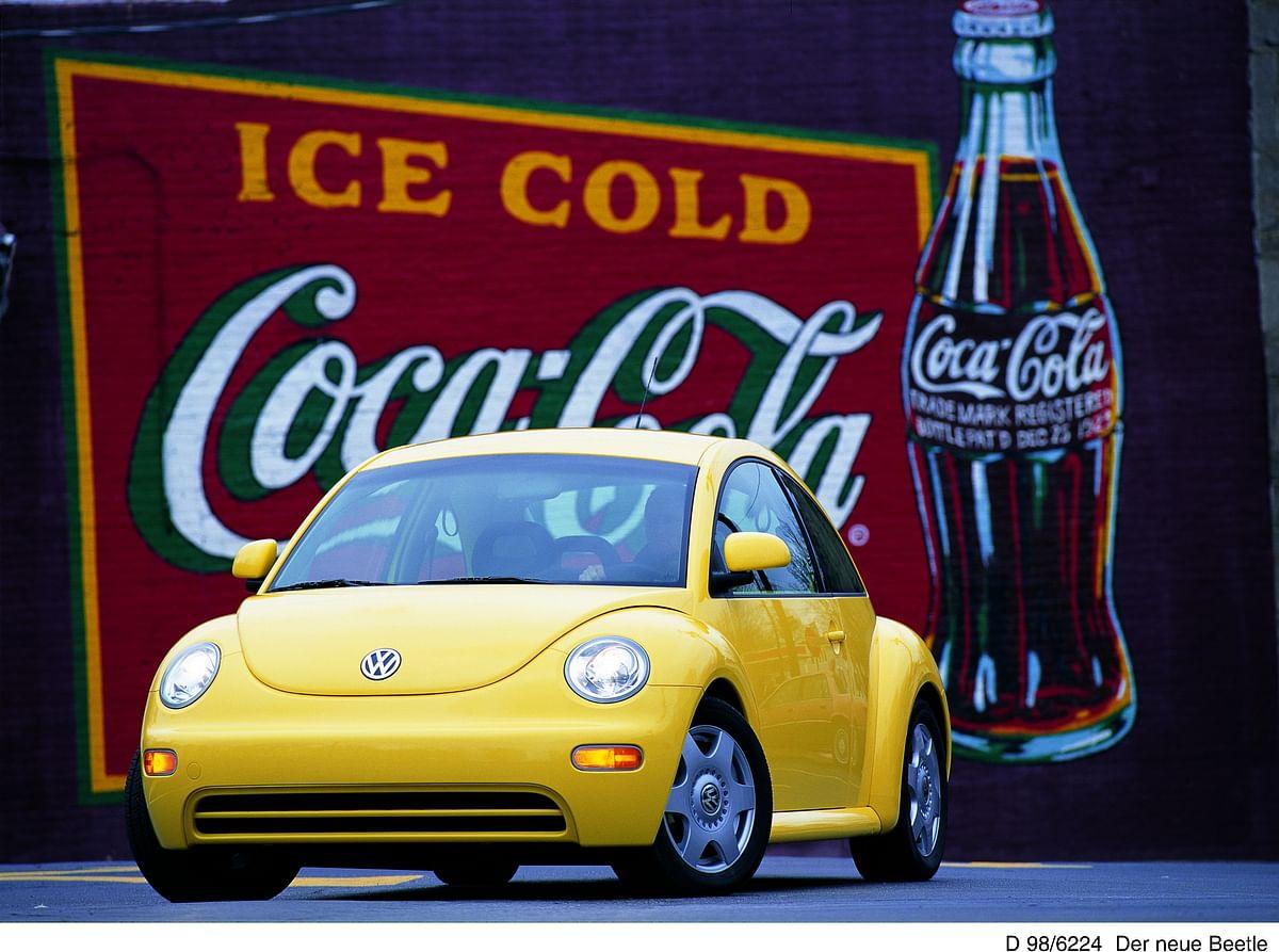 "A 1998 Volkswagen&nbsp;Beetle. (Photo: <a href=""http://media.vw.com/"">Volkswagen</a>)"