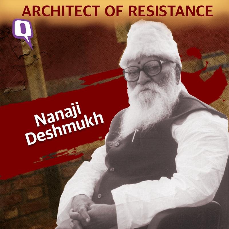 "(Photo Courtesy: <a href=""http://samvada.org/2014/news/man-who-launched-indias-first-rural-university-nanaji-deshmukh-remembered-today-on-his-punyatithi/"">samvada.org</a>)"