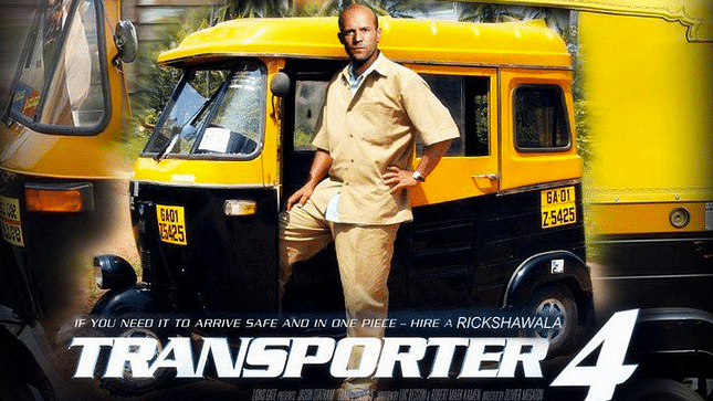 Mumbai needs Jason Statham!(Photo: Twitter/livyourfame)