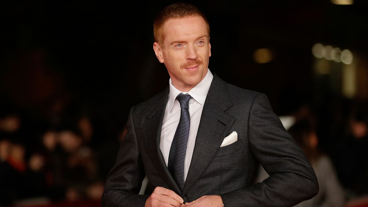 Popular TV series Homeland star Damian Lewis could be the next James Bond after Daniel Craig steps down. (Photo: Reuters)