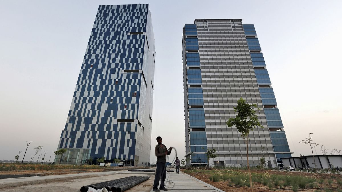 IL&FS Got GIFT City Contract Sans Competitive Bidding: DC Anjaria