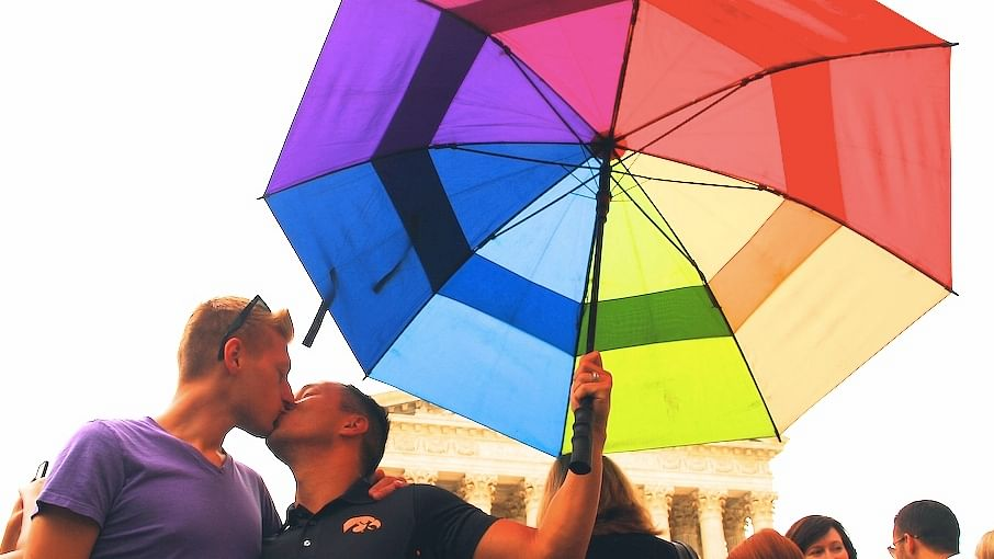 Photos: Celebrations of Love and Equality Outside SCOTUS