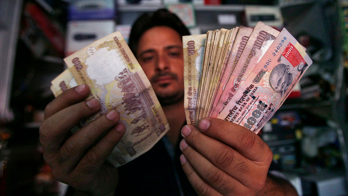 Prime Minister Modi's 8 November announcement banned Rs 500 and Rs 1,000 notes as legal tender. (Photo: Reuters)
