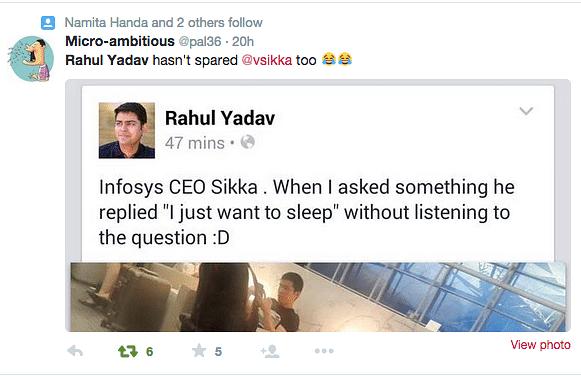 Have Rahul Yadav's Antics Gone Too Far?