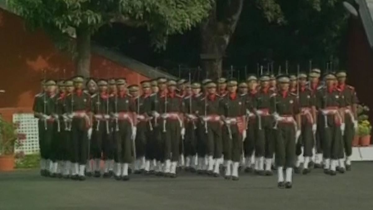 Celebrations  At Indian Military Academy's Passing Out Parade