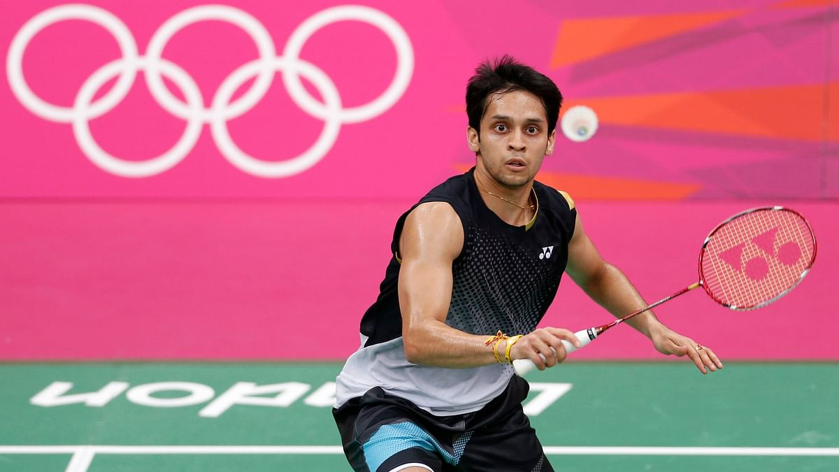File picture of P Kashyap. (Photo: Reuters)
