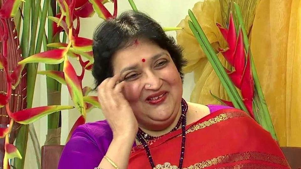 Latha Rajnikanth  (Photo: Youtube)