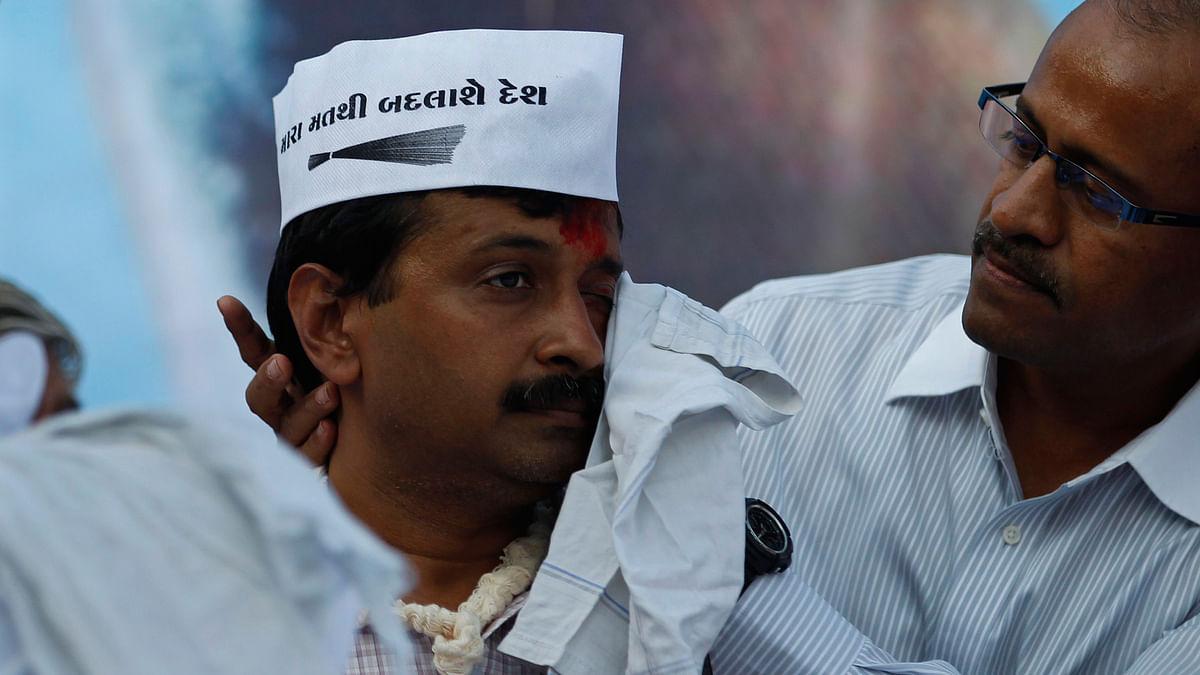 File photo of Delhi CM Arvind Kejriwal. (Photo: Reuters)