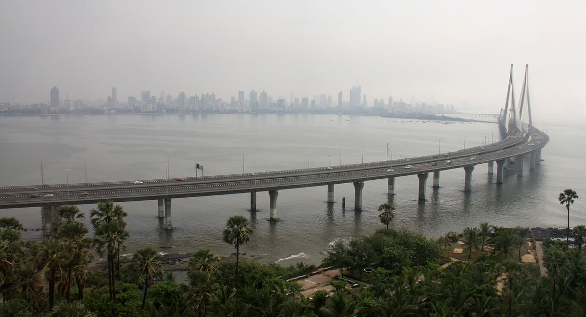 The Bandra-Worli Sea Link.