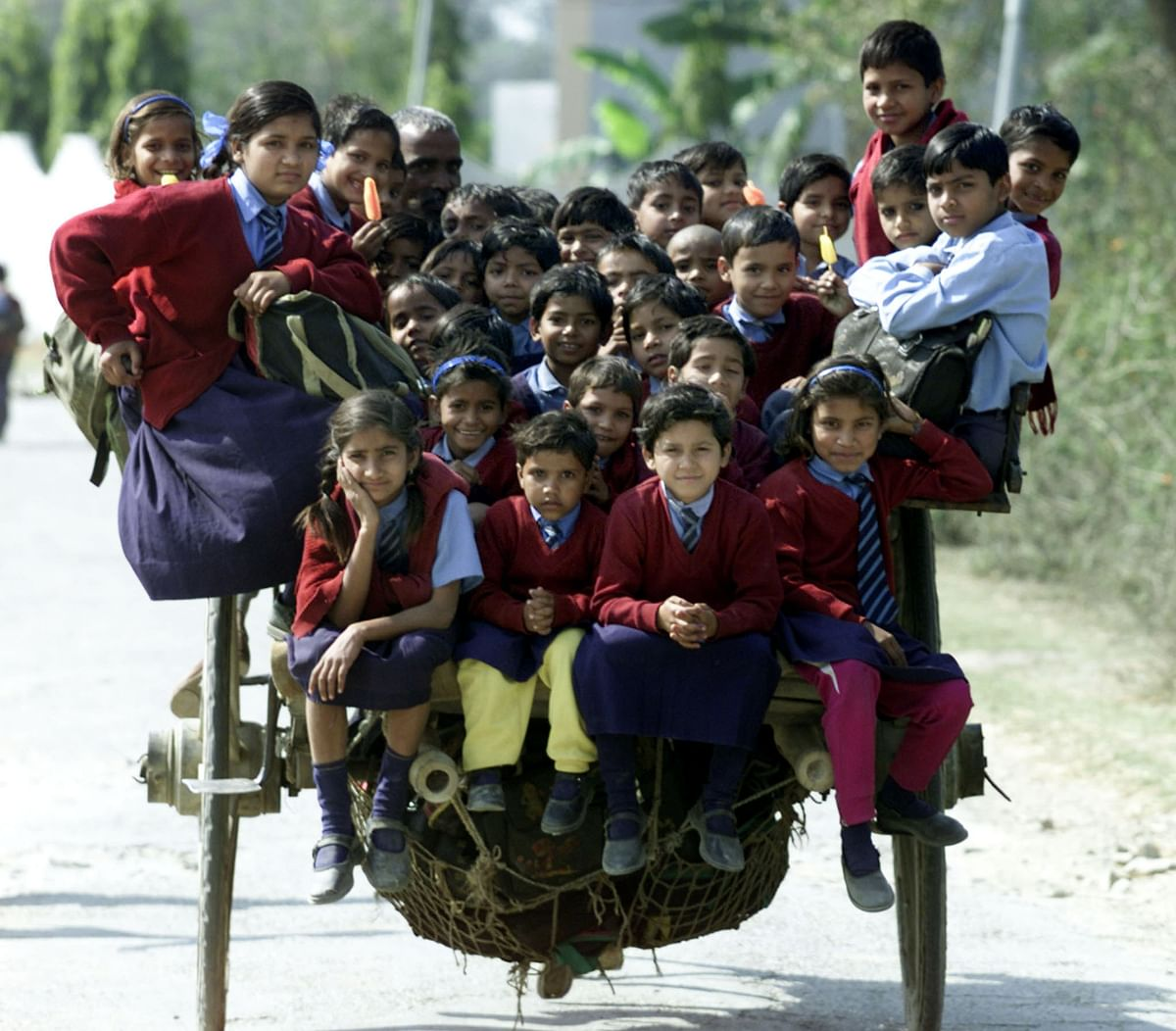 Delhi has only 1.25 lakh seats to offer for 1.5 lakh children seeking admission to entry level classes. (Photo: Reuters)