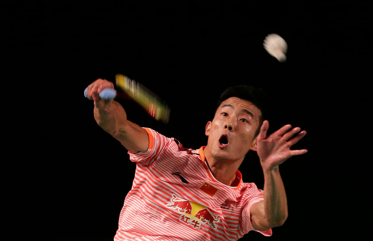 World number 1 Chen Long lost to Kashyap for only the second time in their 9 meetings to date. (Photo: AP)