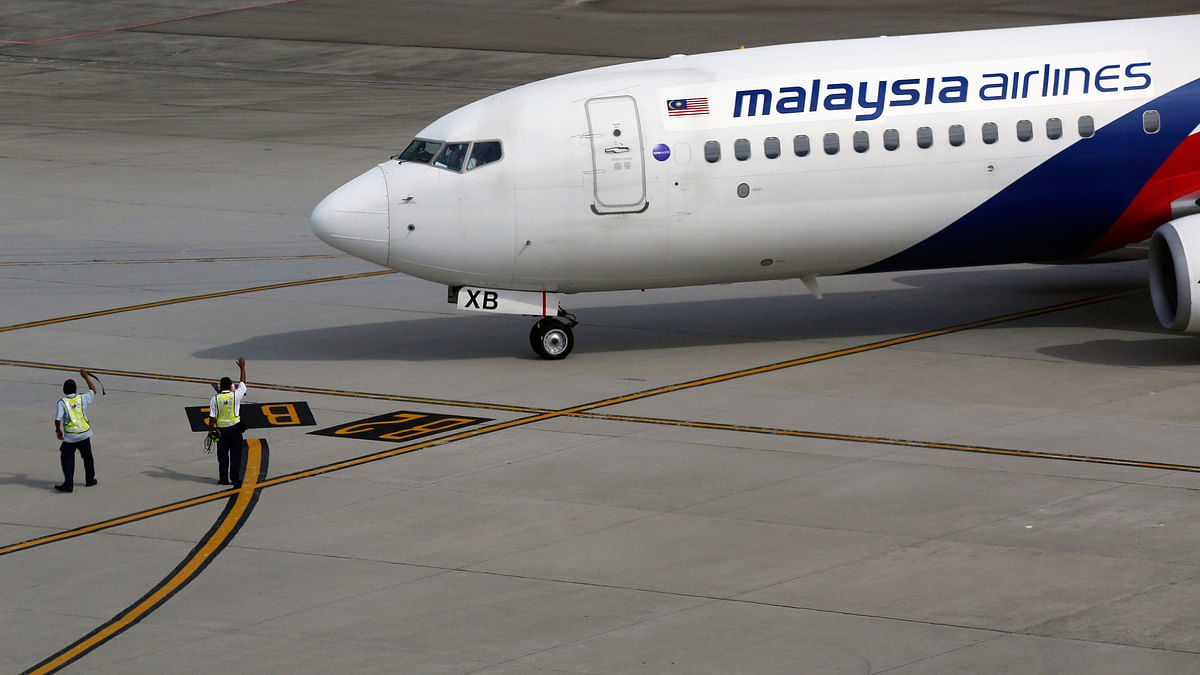 A file photo of a Malaysia Airlines plane. (Photo: Reuters)