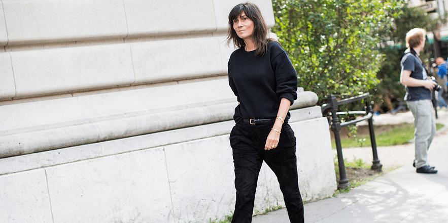Emmanuelle Alt, the editor-in-chief of <i>Vogue</i> Paris. (Photo: Facebook)&nbsp;