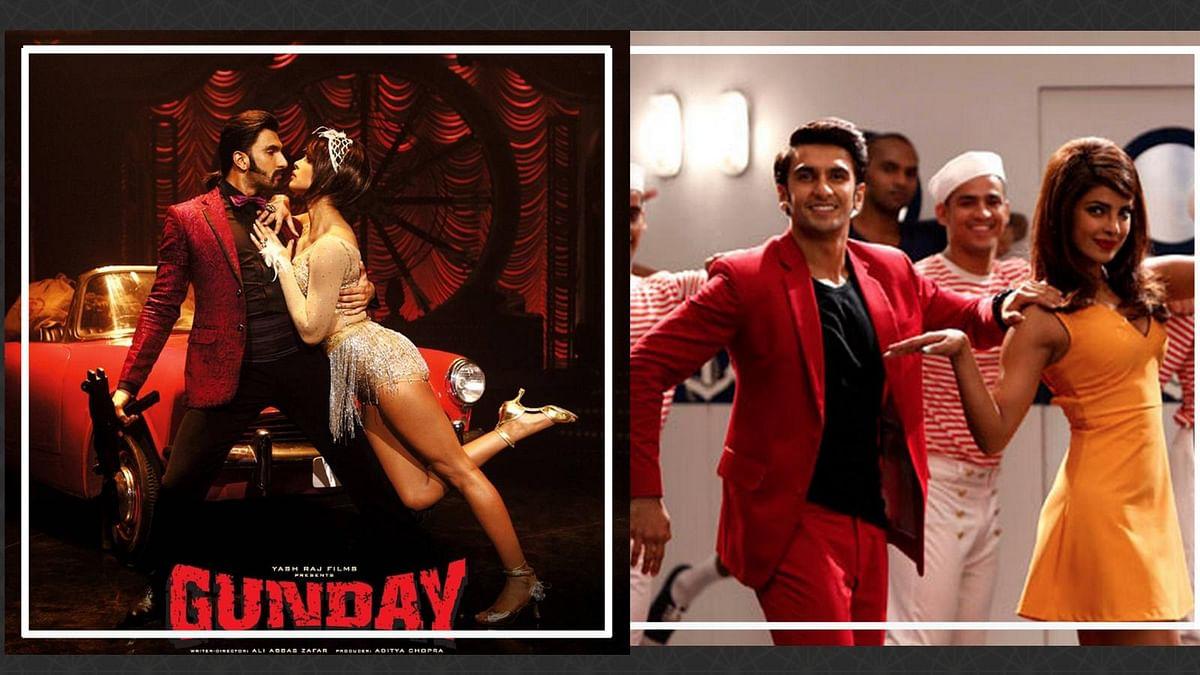 Priyanka Chopra and Ranveer Singh who played lovers in <i>Gunday</i> turn on screen siblings in Zoya Akhtar's <i>Dil Dhadakne Do</i>