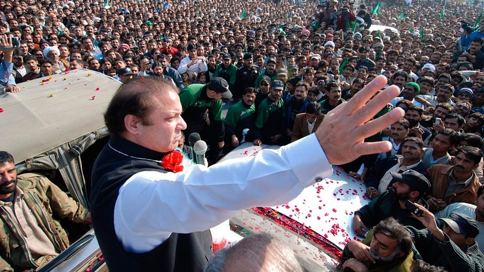 Pakistan Prime Minister Nawaz Sharif. (Photo: Reuters)