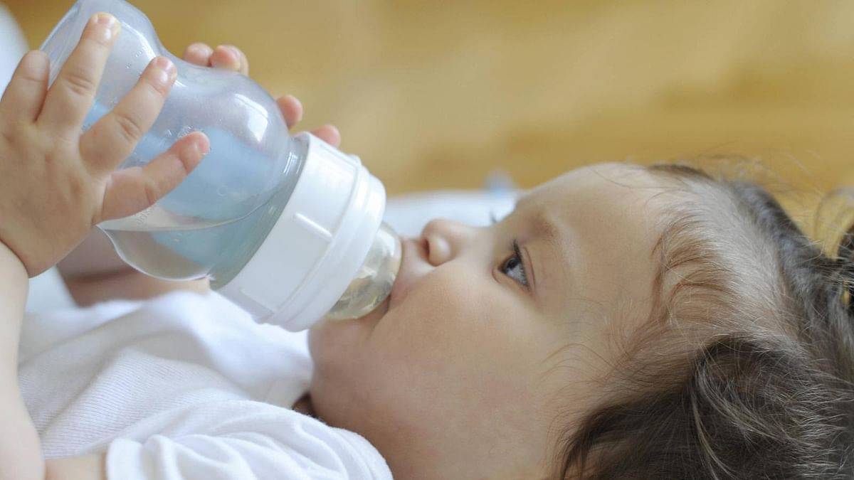 BPA has been banned from children's products like sippy cups and bottles but some plastics used to replace BPA were also found to contain dangerous estrogenic chemicals (Photo: iStock)