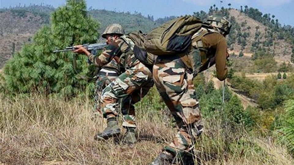 963 Terrorists, 413 Security Personnel Killed in J&K Since 2014