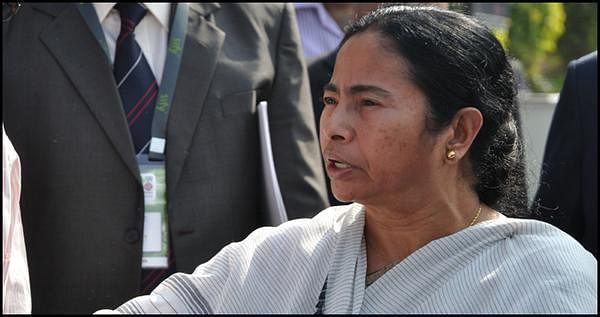 """Mamata Banerjee, Chief Minister, West Bengal. (Photo: <a href=""""https://twitter.com/MamataOfficial/status/577676831186272257"""">Twitter.com/@MamataOfficial</a>)"""