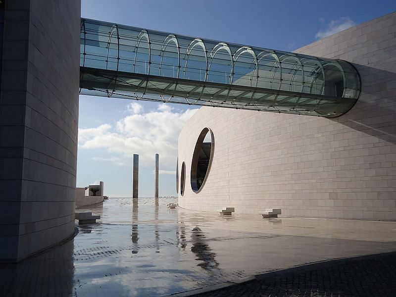 """Champalimaud Centre for the Unknown. (Photo: <a href=""""https://commons.wikimedia.org/wiki/User:Carlos_Luis_M_C_da_Cruz"""">Carlos Luis M C da Cruz</a>)"""