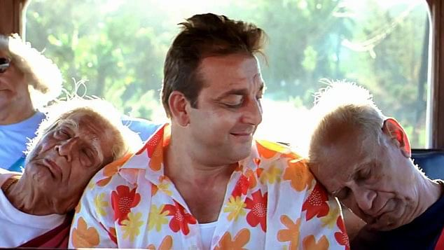 I'm Waiting for It to Happen: Sanjay Dutt on 'Munna Bhai 3'