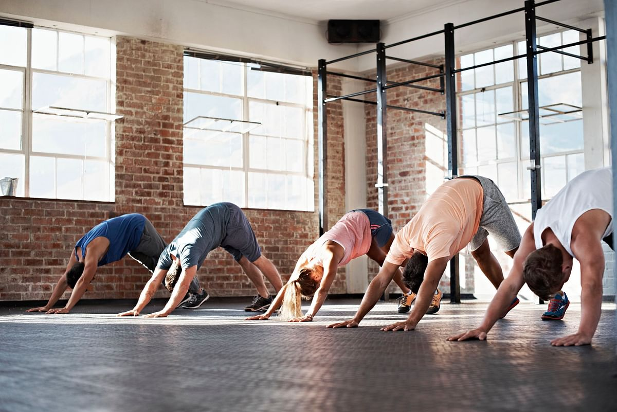 Yoga is not something that you just do, morning and evening. It is a certain way of being. One must become yoga. (Photo: iStock)