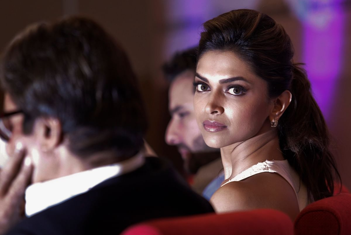 Deepika Padukone did something unprecedented for a Bollywood star – she spoke about her fight with depression. (Photo: Reuters)
