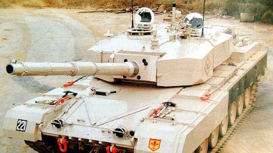 MBT Arjun. (Photo: PTI)