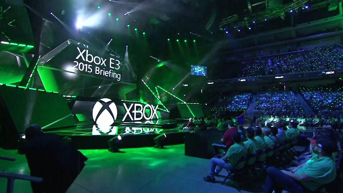 Xbox' Presentation at the E3 2015.