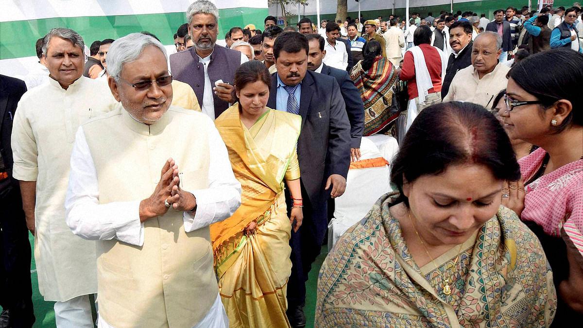 File photo of Bihar Chief Minister Nitish Kumar. (Photo: PTI)