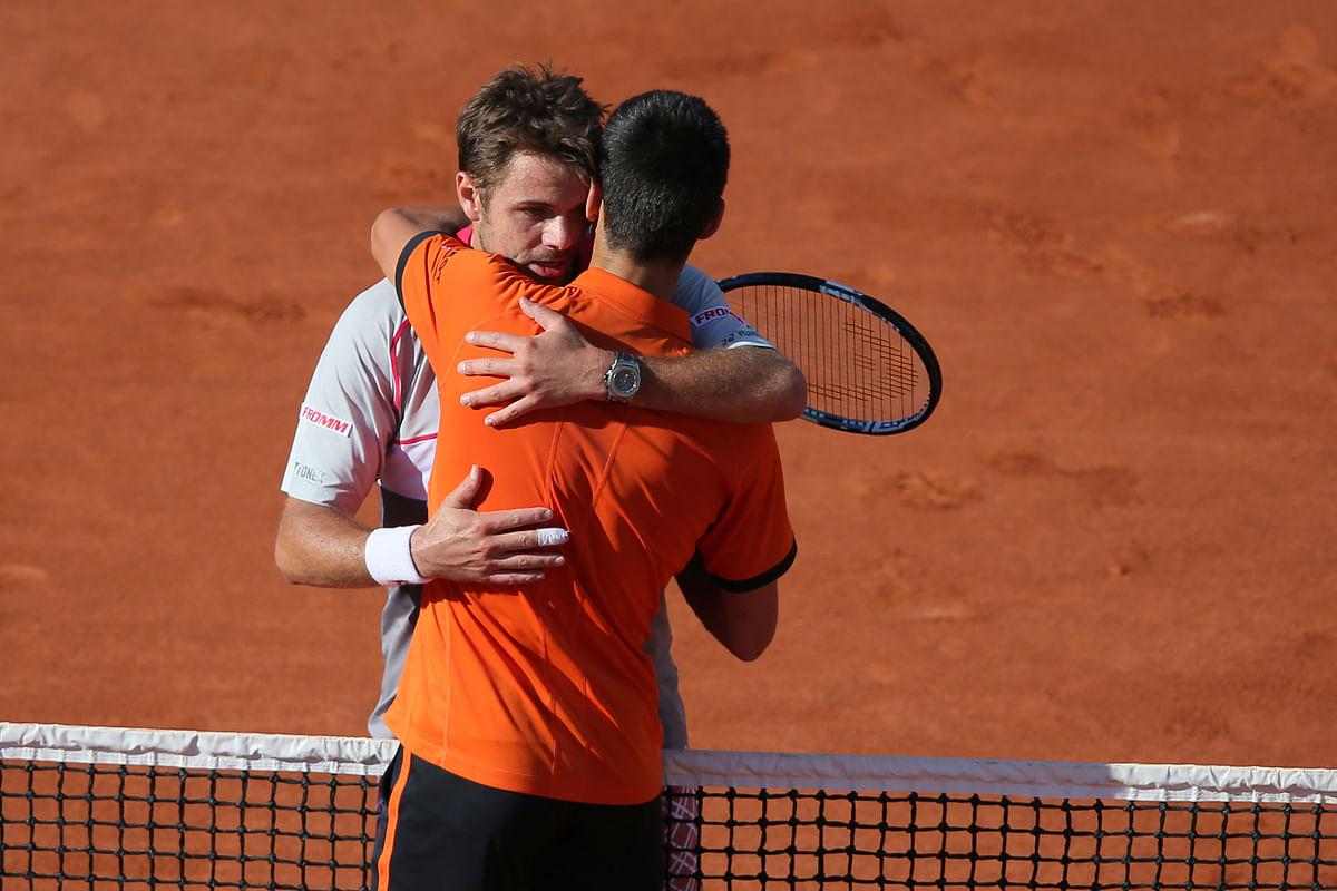 Stan Wawrinka Tramples on Novak Djokovic's French Open Dream