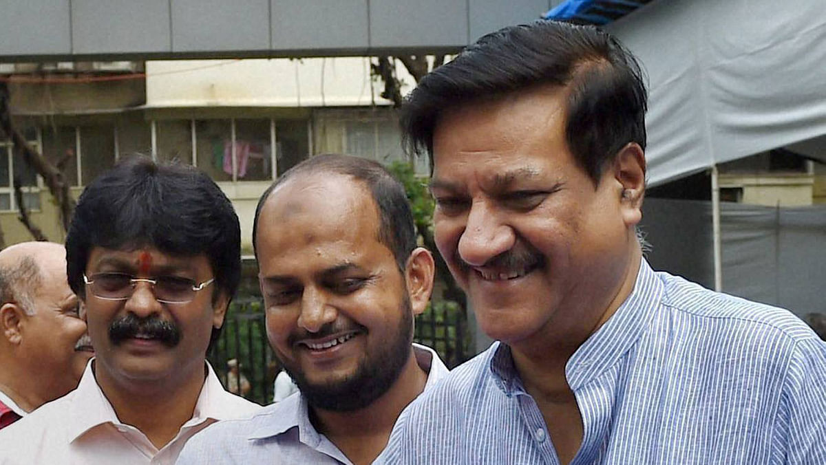 File photo of Former Maharashtra CM Prithviraj Chavan. (Photo: PTI)