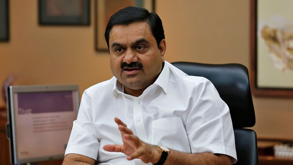 Gautam Adani, founder and chairperson of Adani Group. (Photo: Reuters)