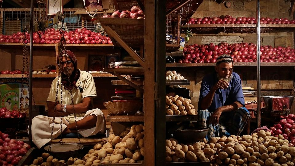 India's retail inflation accelerated in April.(Photo: Reuters)