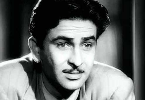 Raj Kapoor and his gentle gaze.