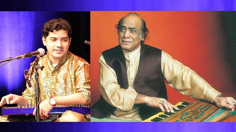 Classical vocalist&nbsp;Samrat Pandit pays tribute to Mehdi Hassan with <i>Ranjish Hi Sahi...</i>