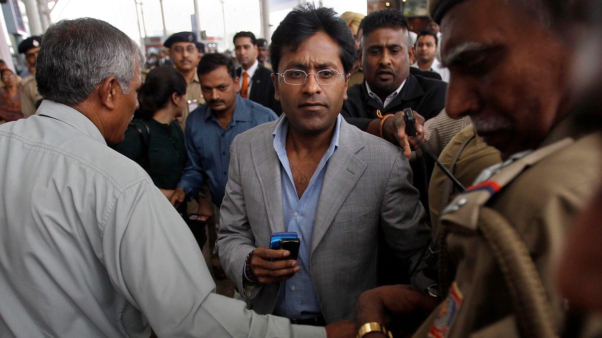 Lalit Modi.(Photo: Reuters)
