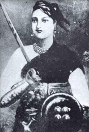The Rani of Jhansi, despite Indian history's best attempts, has been discovered to be a reluctant rebel.