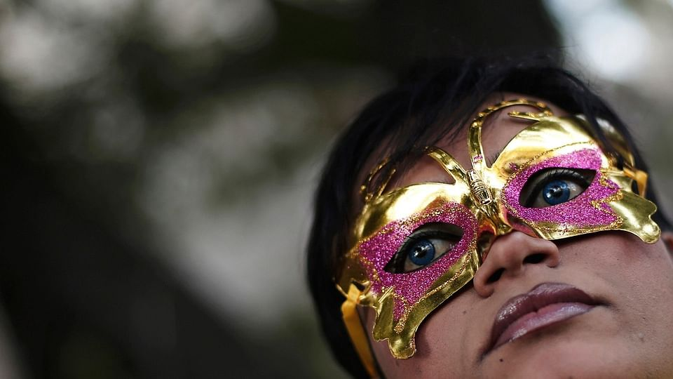 A representational picture ofthe third gender community in India. (Photo: Reuters)