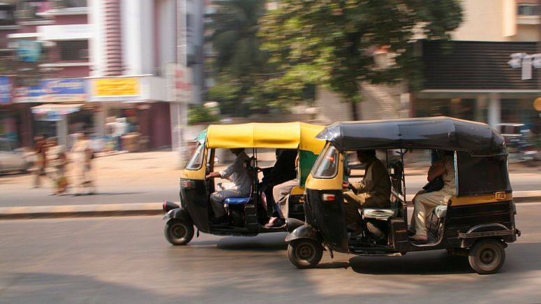 Representational picture of a Mumbai auto rickshaw. (Photo: iStockphoto)