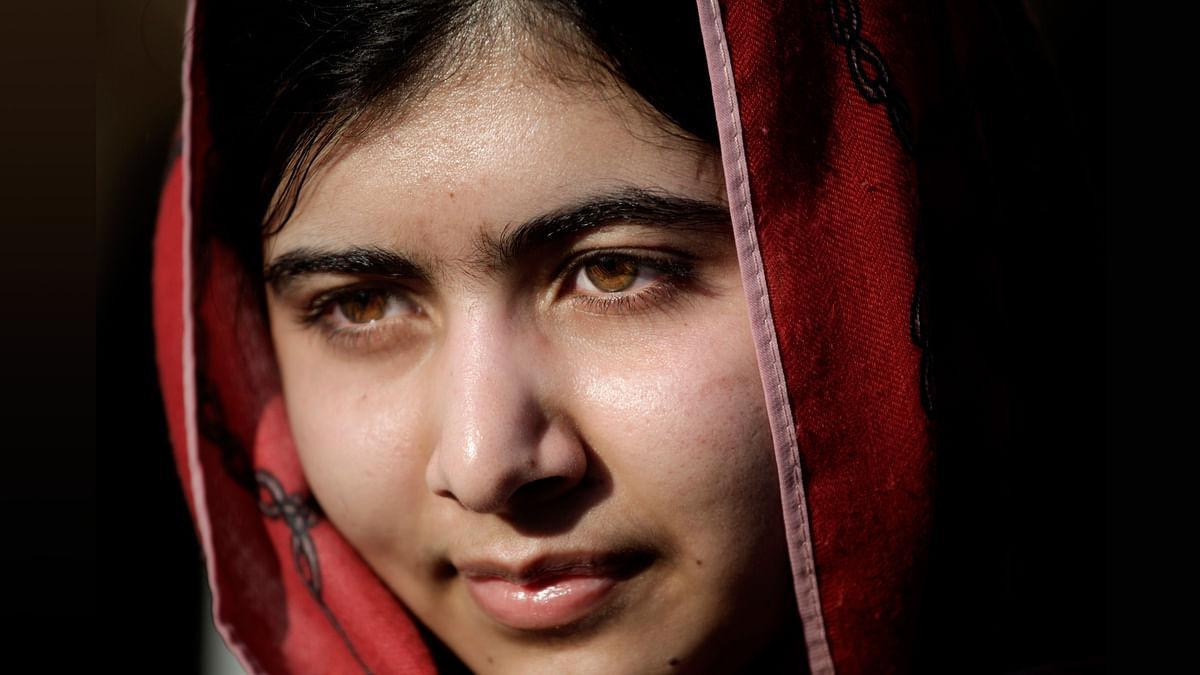 File photo of activist Malala Yousufzai. (Photo: AP)