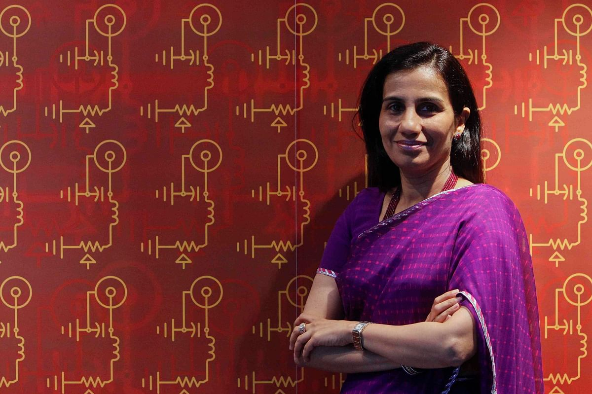 Chanda Kochar, MD and CEO, ICICI Bank Limited (Photo: Reuters)
