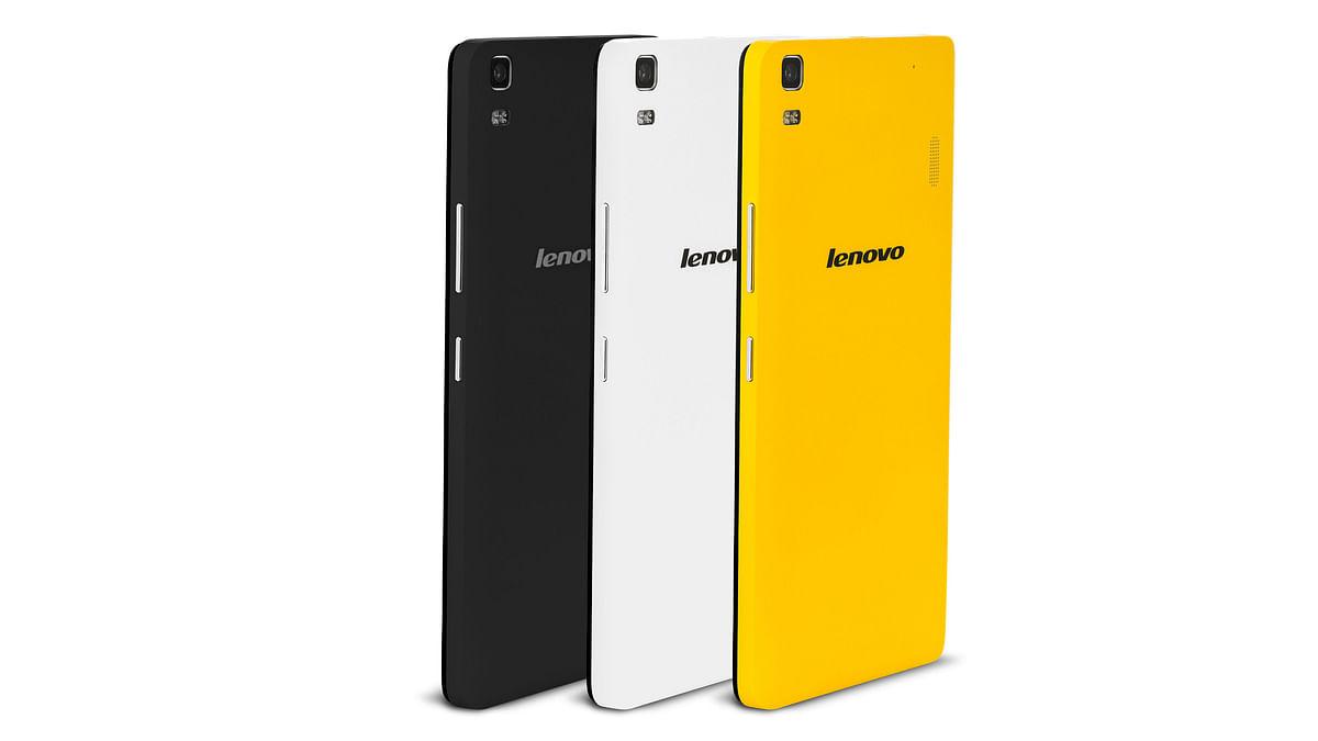 Lenovo K3 Note (Photo: Lenovo)