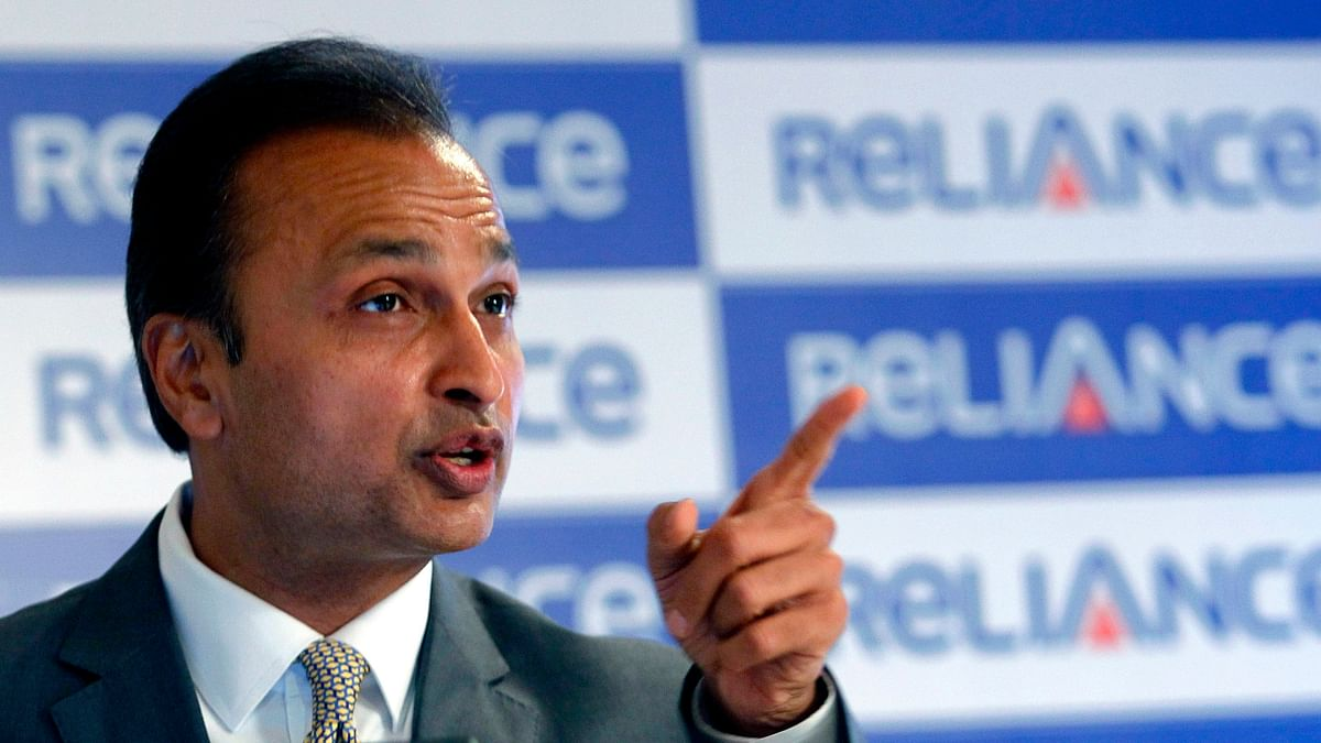 Anil Ambani, chairman of the Reliance Anil Dhirubhai Ambani Group. (Photo: Reuters)