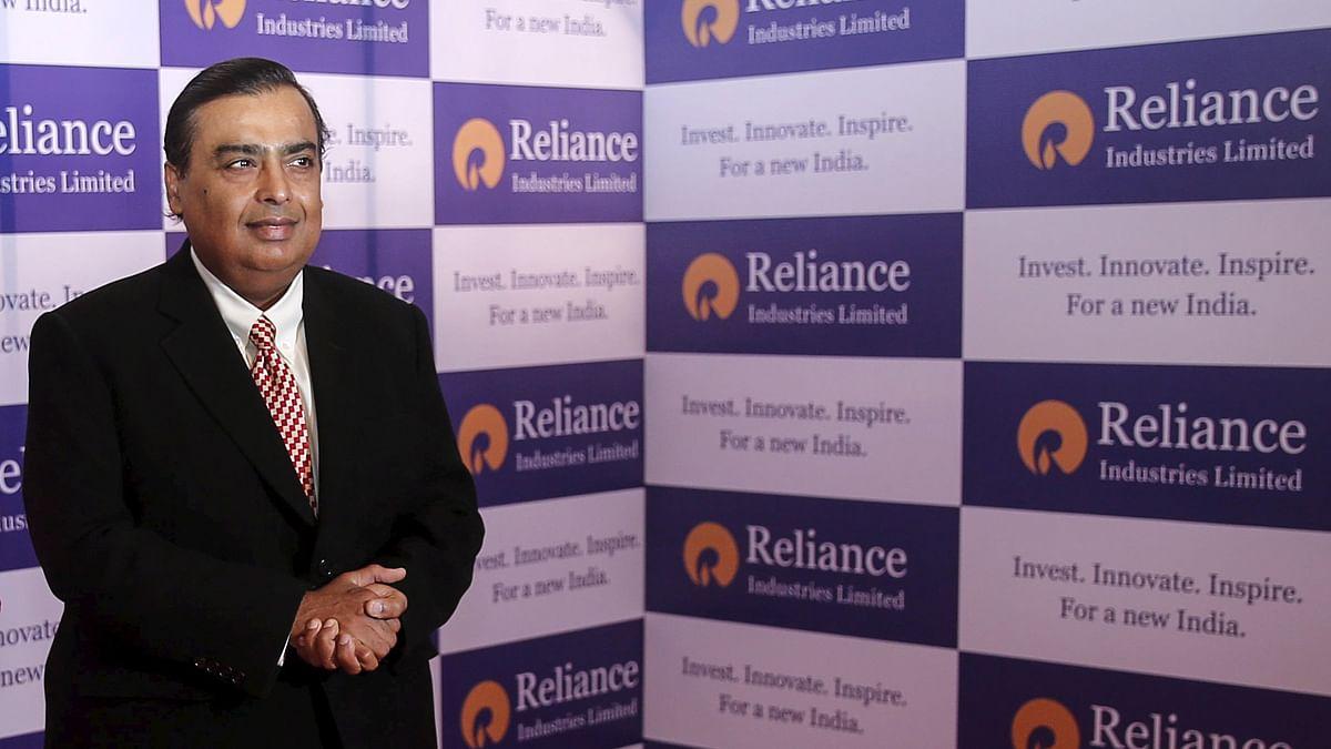 File photo of Mukesh Ambani, Chairman of Reliance Industries Limited.